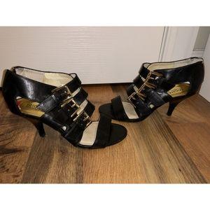 Michael Kors Viola Mid Dress Sandal - Size 6